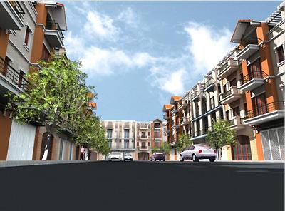 Dự án khu dân cư bắc đường Trần Hưng Đạo - TP Hòa Bình